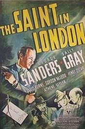 Subtitrare The Saint in London