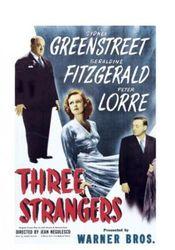 Subtitrare Three Strangers