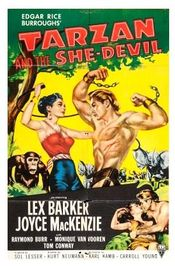 Subtitrare  Tarzan and the She-Devil DVDRIP XVID