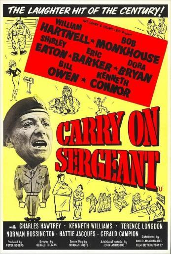 Subtitrare Carry on Sergeant