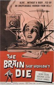 Subtitrare The Brain That Wouldn't Die