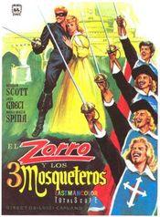 Subtitrare Zorro e i tre moschettieri