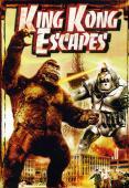 Subtitrare King Kong Escapes (Kingu Kongu no gyakushû)