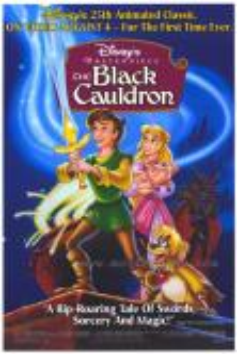 Trailer Taran and the Magic Cauldron