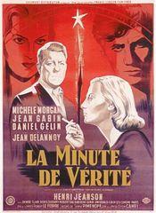 Subtitrare La minute de vérité (The Moment of Truth)