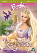 Trailer Barbie as Rapunzel