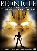 Trailer Bionicle: Mask of Light
