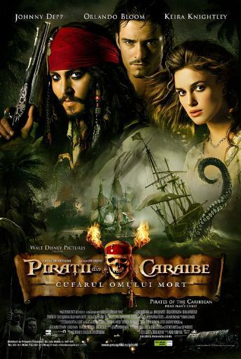 Subtitrare Pirates of the Caribbean: Dead Man's Chest