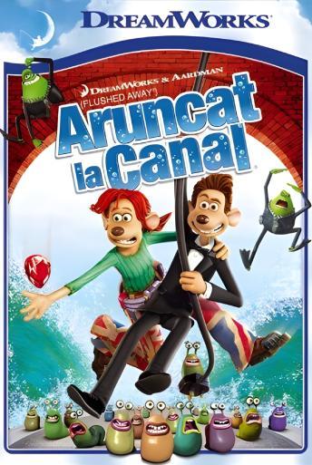 Trailer Flushed Away