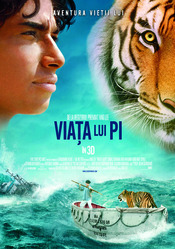 Subtitrare  Life of Pi DVDRIP HD 720p 1080p XVID