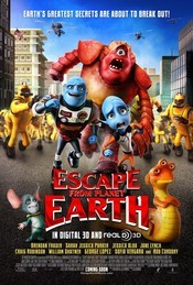 Trailer Escape from Planet Earth