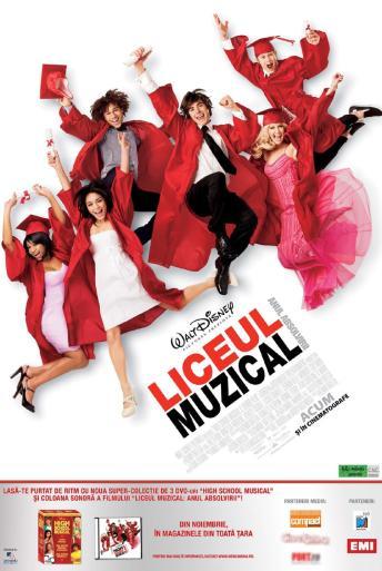 Subtitrare High School Musical 3