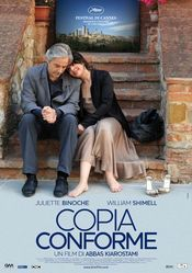 Subtitrare  Copie conforme (Certified Copy) DVDRIP HD 720p XVID