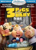 Trailer Unstable Fables: 3 Pigs & a Baby