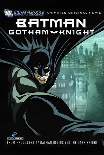 Trailer Batman: Gotham Knight