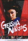 Trailer Geisha vs ninja