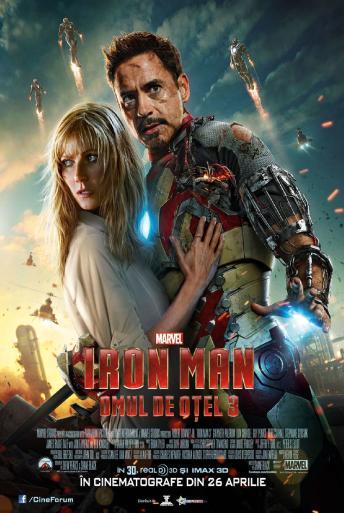 Subtitrare Iron Man 3