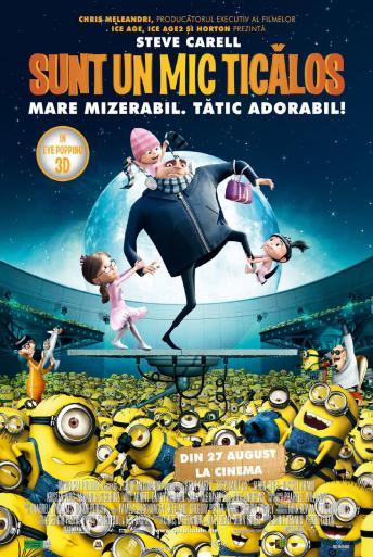 Trailer Despicable Me