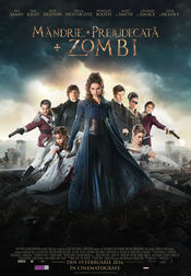 Trailer Pride and Prejudice and Zombies