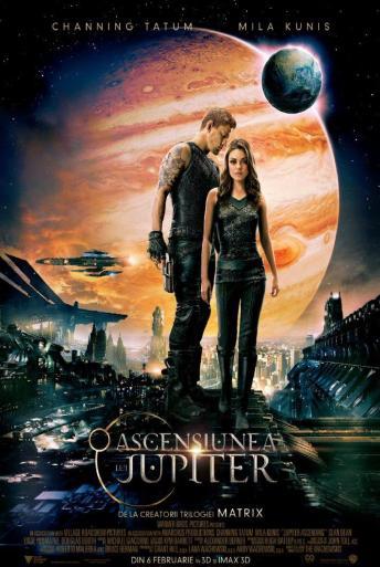 Trailer Jupiter Ascending