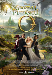 Subtitrare Oz: The Great and Powerful