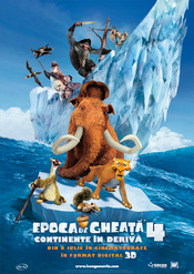 Trailer Ice Age 4: Continental Drift