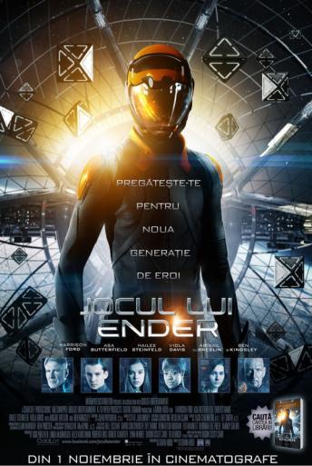 Trailer Ender's Game