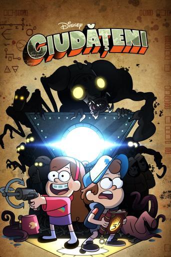 Subtitrare Gravity Falls - First Season