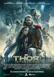 Subtitrare Thor: The Dark World