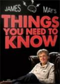 Subtitrare James May's Things You Need to Know - Sezonul 2