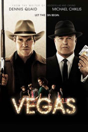 Subtitrare Vegas - Sezonul 1