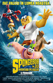 Subtitrare The SpongeBob Movie: Sponge Out of Water
