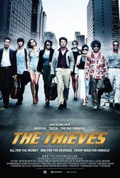Subtitrare The Thieves (Dodookdeul)