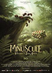 Trailer Minuscule - La vallée des fourmis perdues