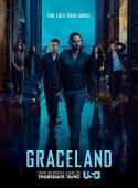 Subtitrare  Graceland - Sezonul 3 HD 720p