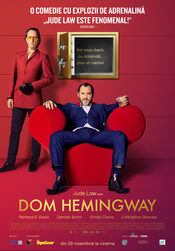 Trailer Dom Hemingway