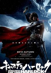 Trailer Space Pirate Captain Harlock
