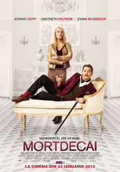 Trailer Mortdecai