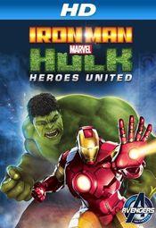 Trailer Iron Man & Hulk: Heroes United
