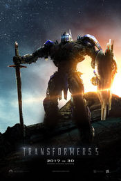 Trailer Transformers: The Last Knight