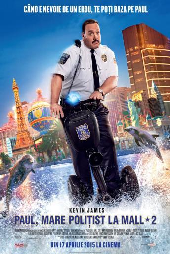 Trailer Paul Blart: Mall Cop 2