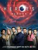 Trailer Heroes Reborn