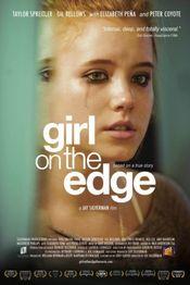 Trailer Girl on the Edge