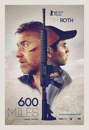 Trailer 600 Millas