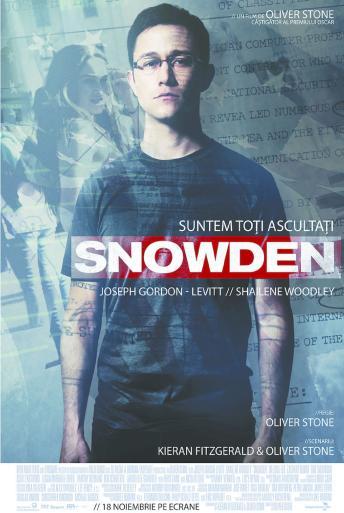 Subtitrare Snowden
