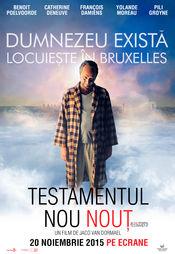 Subtitrare Le tout nouveau testament (The Brand New Testament