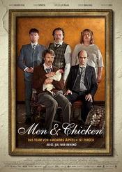 Trailer Men & Chicken
