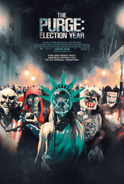 Trailer The Purge: Election Year