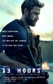 Trailer 13 Hours: The Secret Soldiers of Benghazi