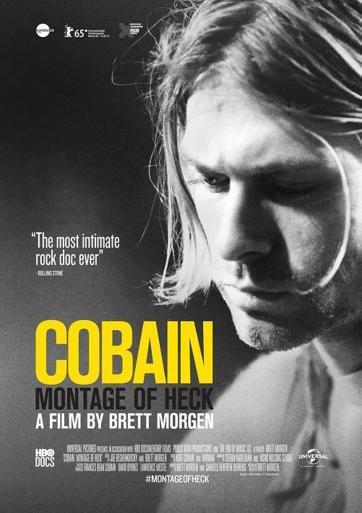 Trailer Kurt Cobain: Montage of Heck